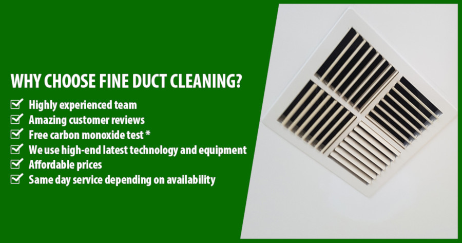 why choose fine duct cleaning