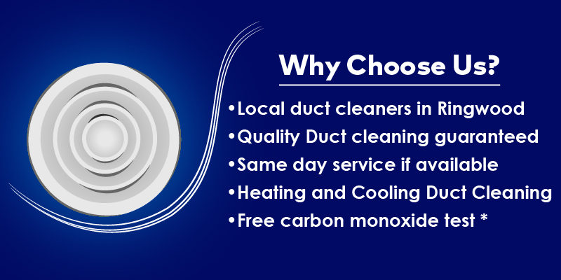 Why Choose Us fine duct cleaning ringwood