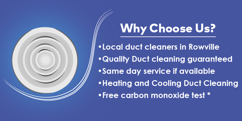 choosing fine duct cleaning rowville