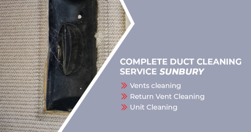 Complete Duct Cleaning Sunbury