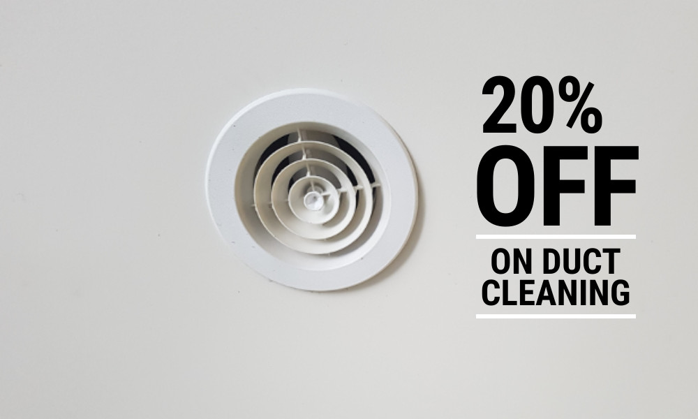 Duct Cleaning Offer