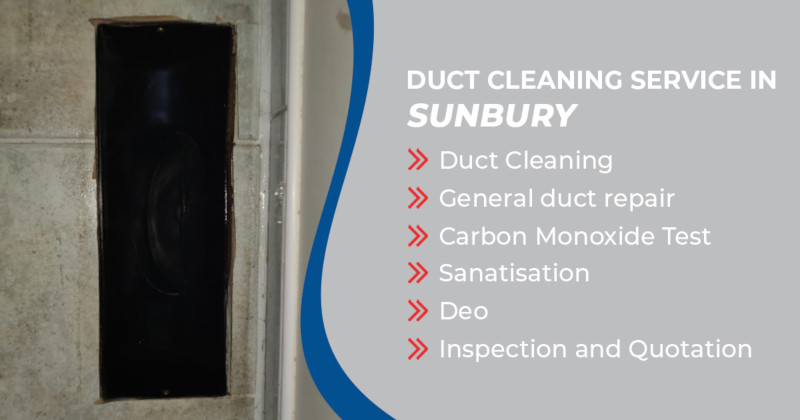 Duct cleaning service Sunbury