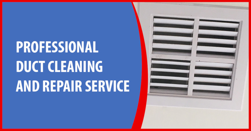 Professional Duct Cleaning & Repair Melbourne
