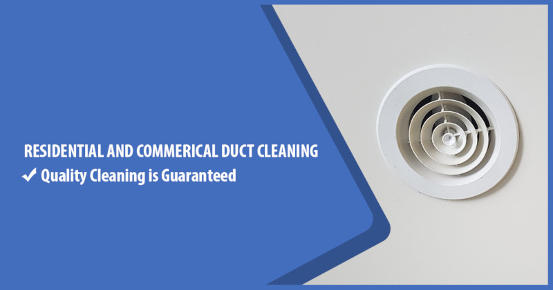 Residensial Commercial Duct Cleaning Melbourne